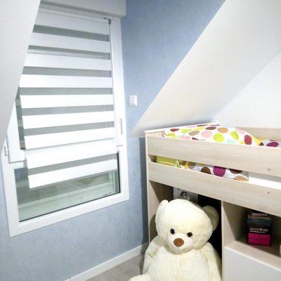 empreinte de styles décoration chambre d'enfants